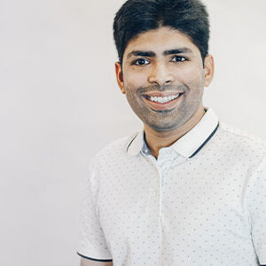 Ashneet Shetty, Digitaler Projektleiter bei GoDo Marketing Agency in Hamburg
