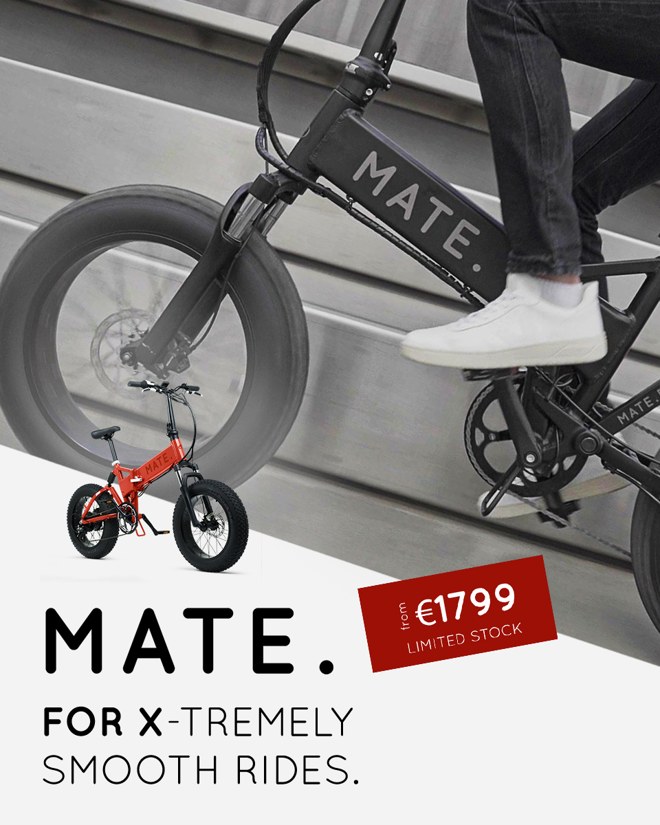 Startup Marketing for mate.bike digital marketing asset image