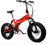 Mate.bike Startup Marketing success story bike image