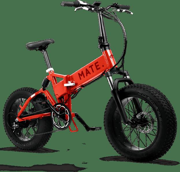 Mate.bike Startup Marketing success story bike image